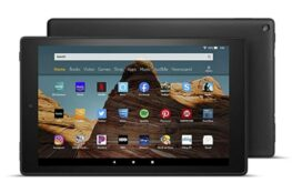 Fire HD 10 Tablet 32 GB – Black