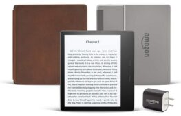 Kindle Oasis (Previous Generation - 9th) Essentials Bundle