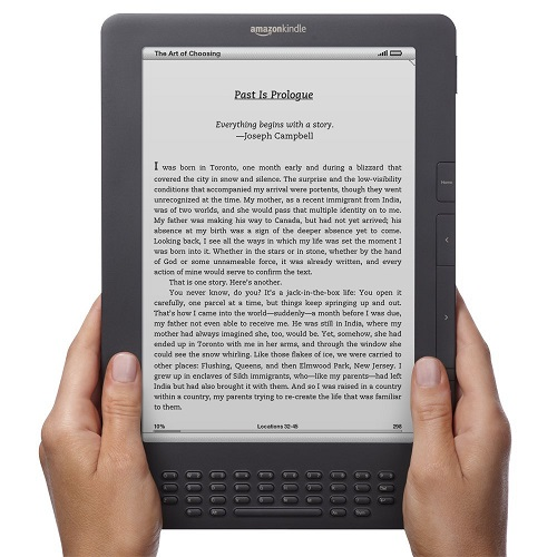 Kindle DX Free 3G 9.7 E Ink Display