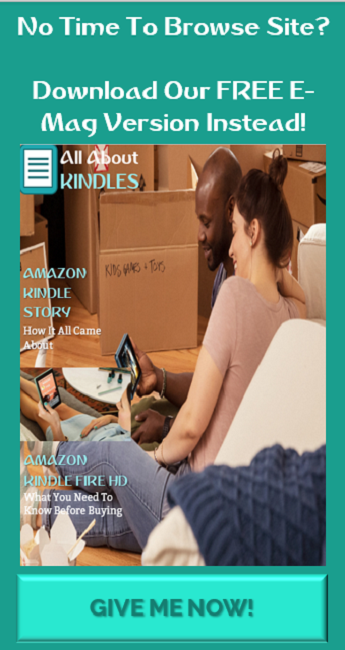 All About Kindles
